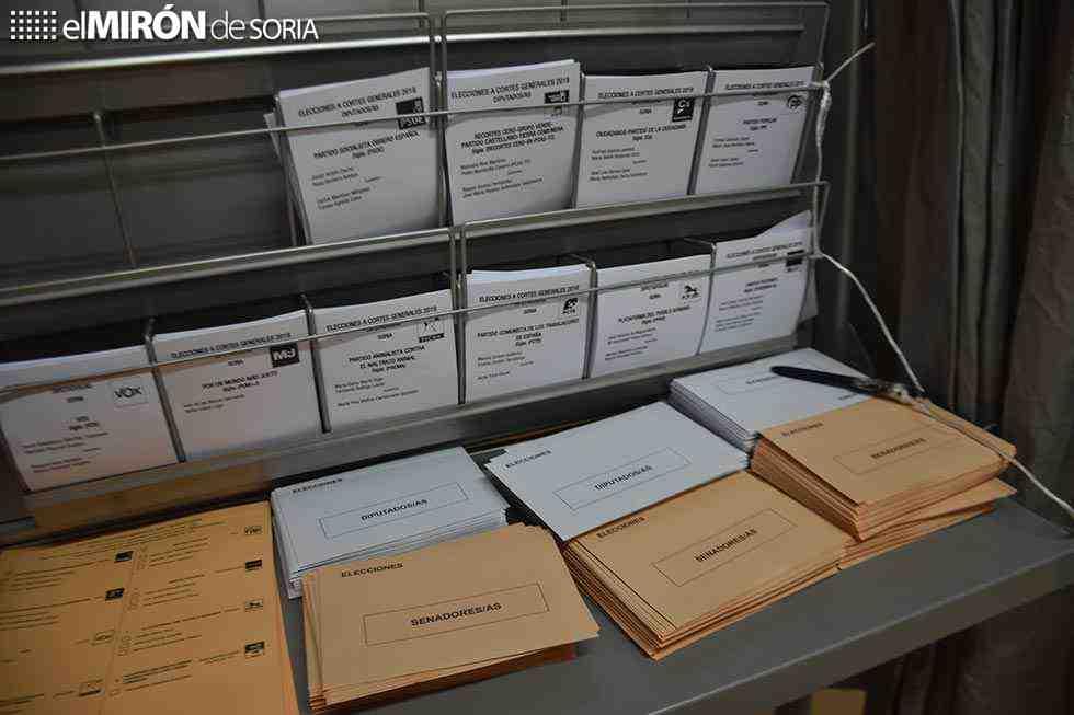 Escrutinio de las elecciones generales del 10-N