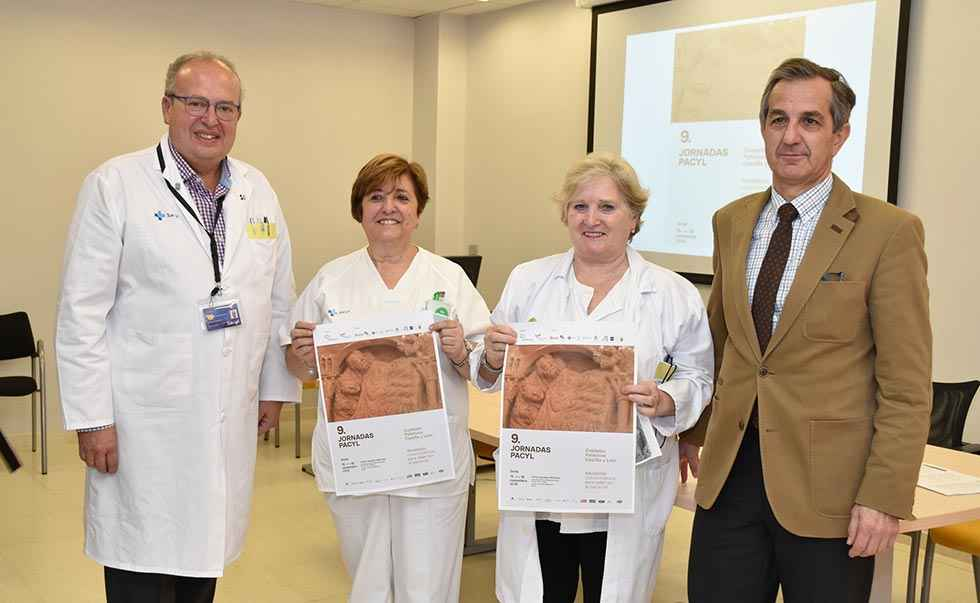 Soria acogerá las IX Jornadas de Cuidados Paliativos
