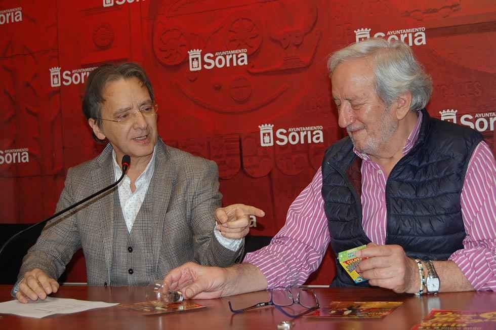El Festival de la Magia llega a Soria con el Año Nuevo