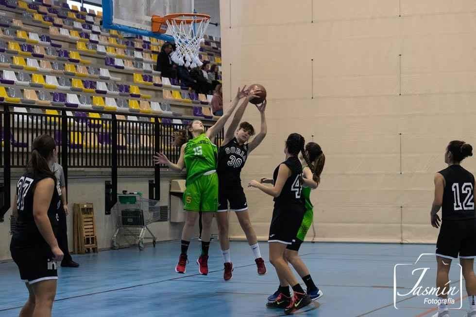 El CSB femenino, a defender San Andrés