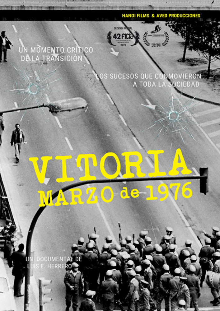 """Vitoria, marzo de 1976"", el documental en Cines Mercado"