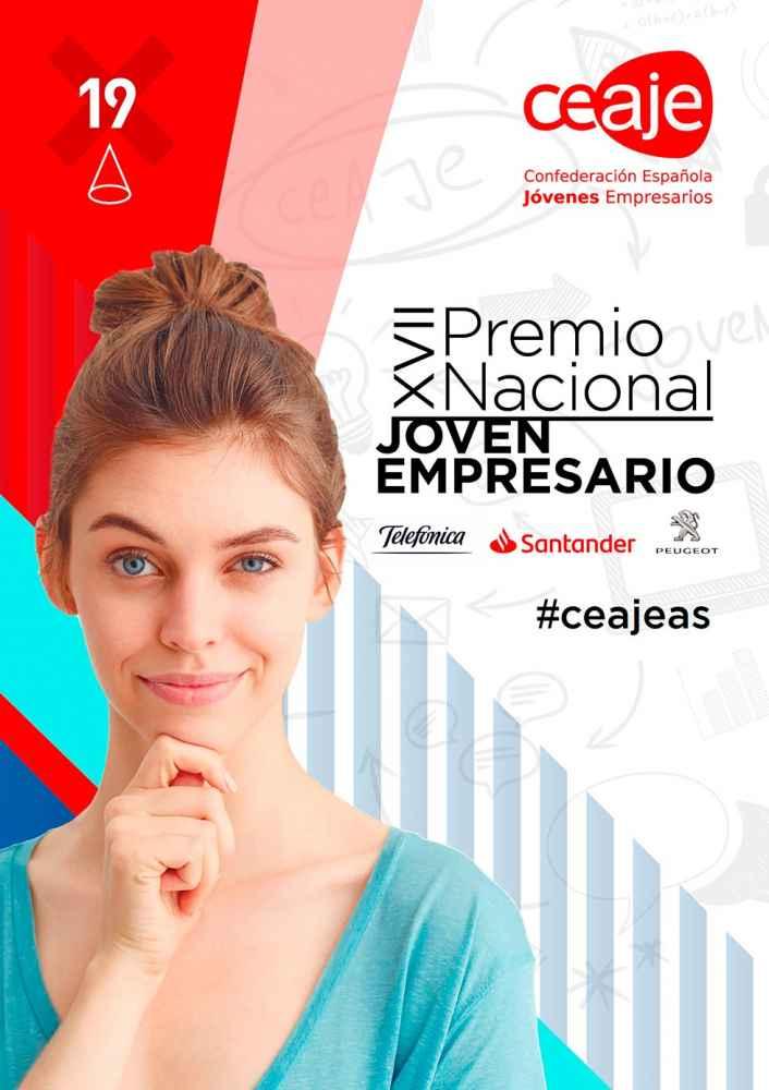 Codesian, finalista en Premio Nacional Joven Empresario