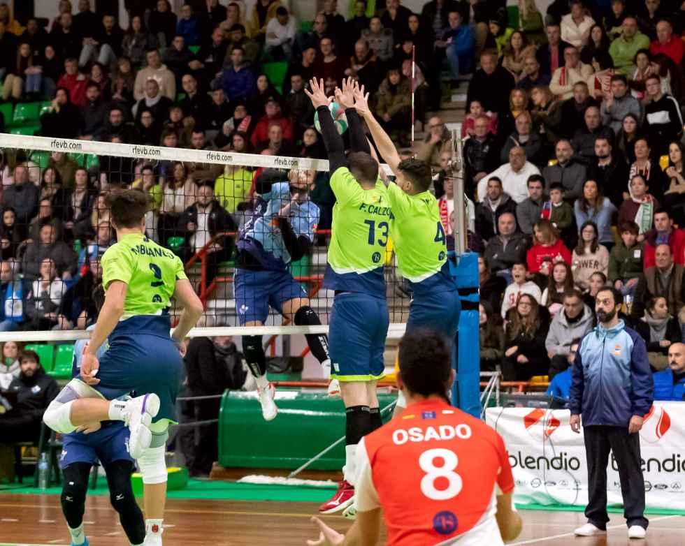 Río Duero Soria consigue la segunda victoria en Superliga