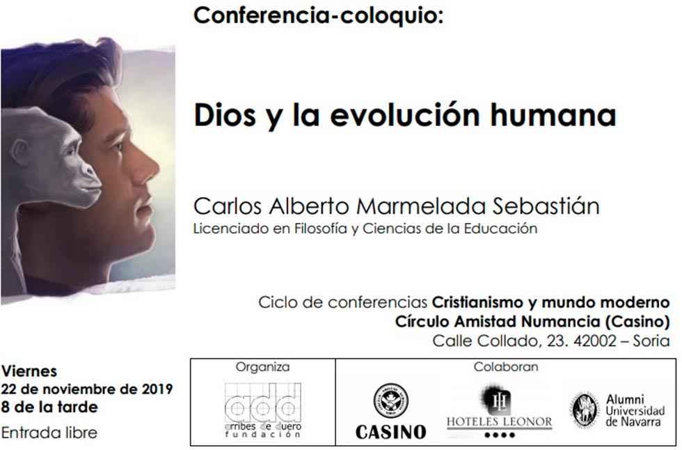 Dos conciertos y una conferencia en el Casino Amistad Numancia