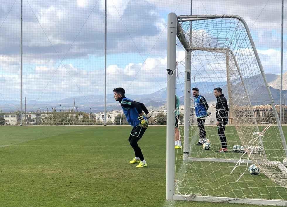 El Numancia, a mantener la racha positiva en Almería