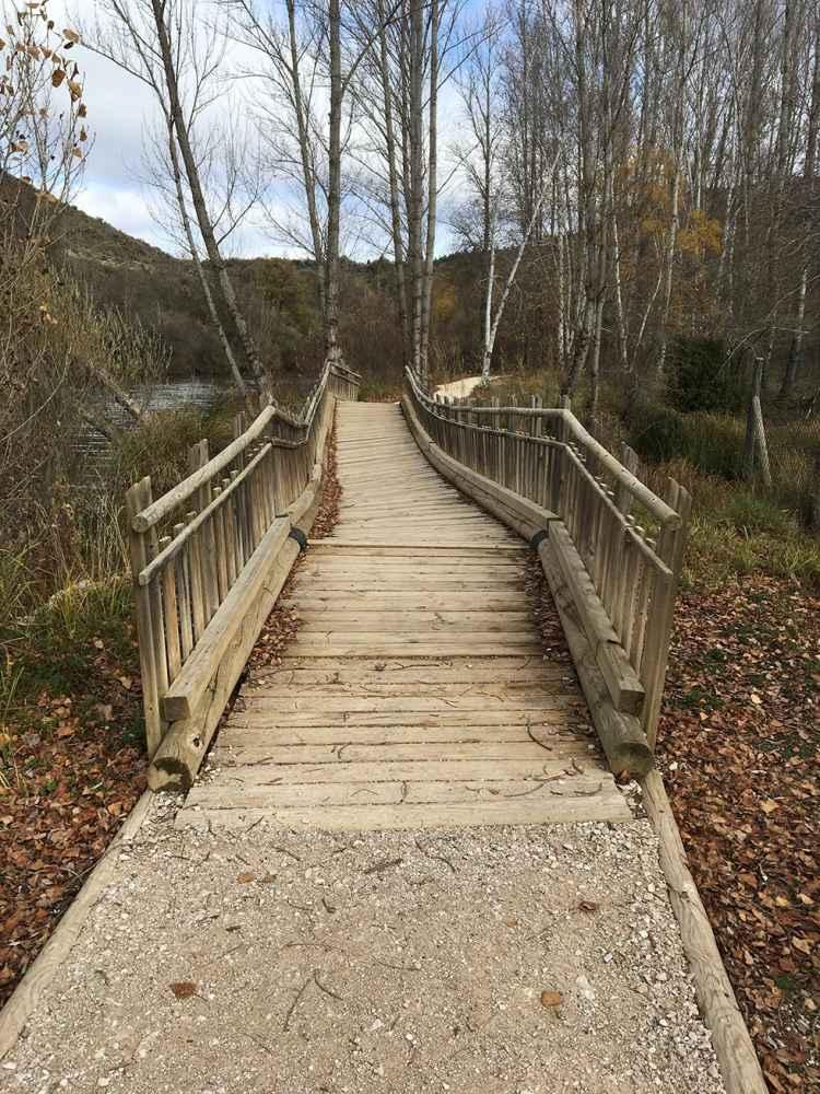 El PP lamenta el estado de las pasarelas del río Duero