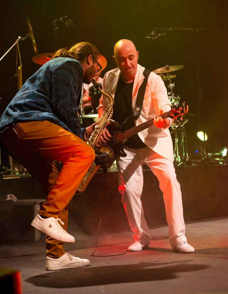 Brothers in Band, de gira con los sonidos de Dire Straits