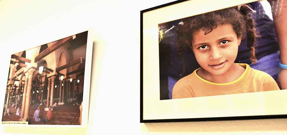 """Un viaje fotográfico por """"Egipto y sus gentes"""""""