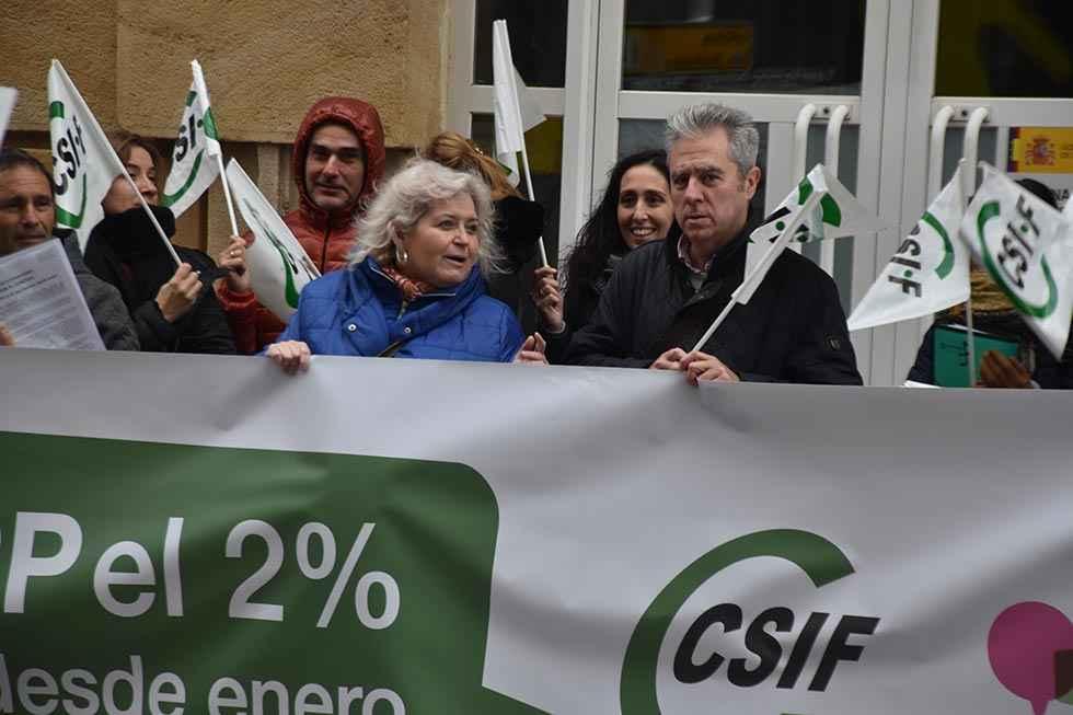 CSIF reclama al Gobierno que cumpla con subida salarial