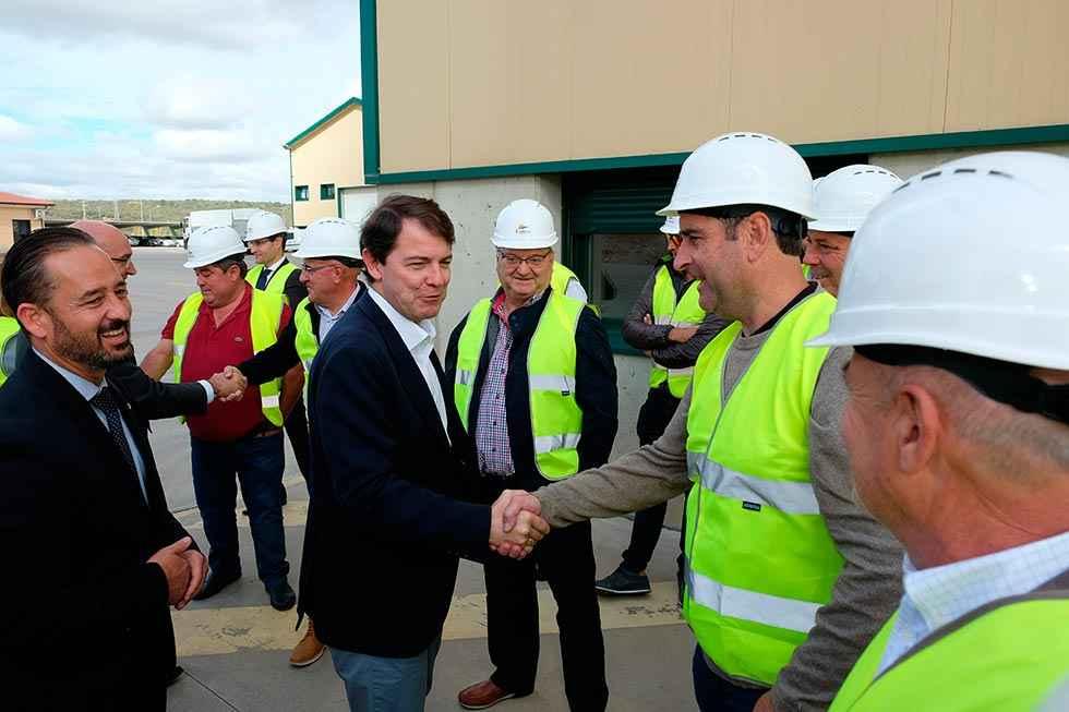 La Junta rebaja el precio del suelo industrial