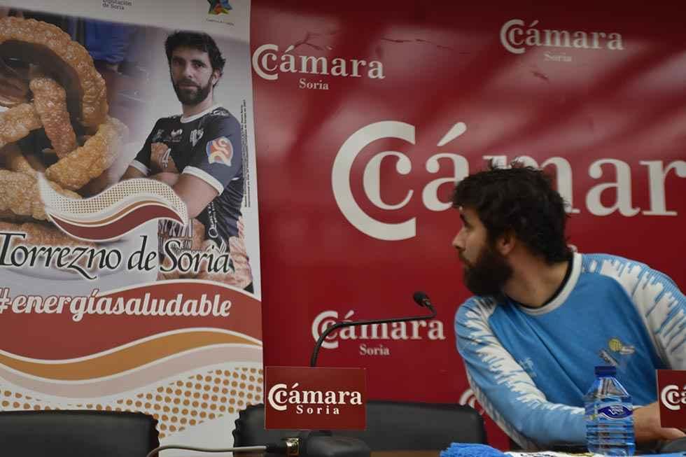 """Sevillano: """"Necesitamos ganar a Urbia Voley Palma"""""""