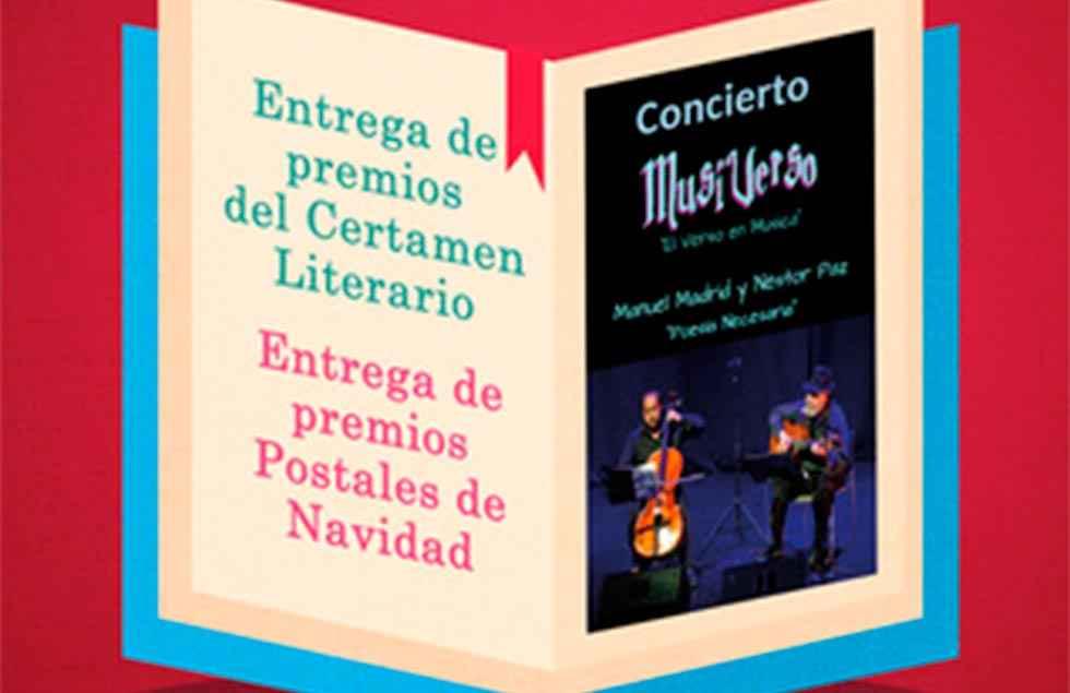 "Entrega de premios del XXIV Certamen literario ""Villa de San Esteban"""