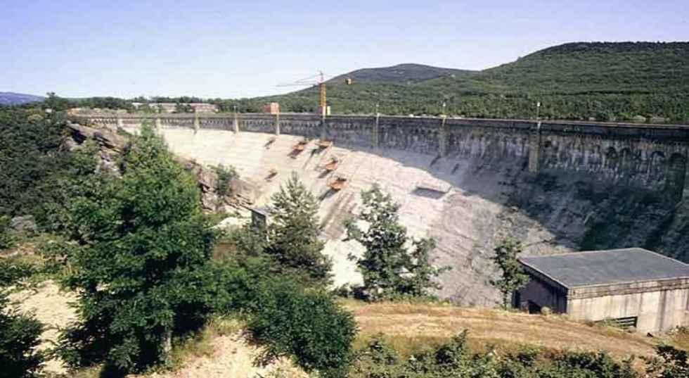 Abierta al tráfico la carretera de la presa de la Cuerda del Pozo