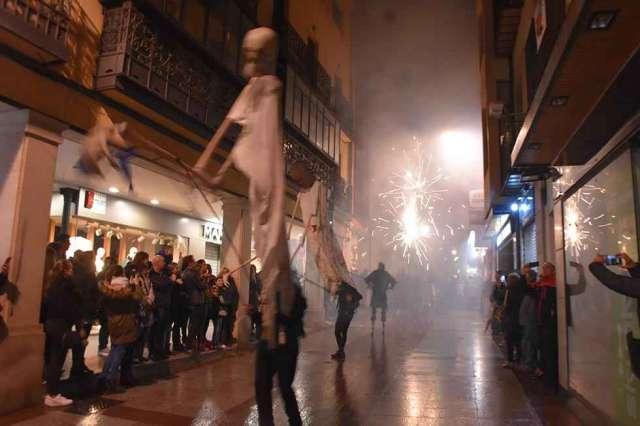 Soria: Festival de la Ánimas 2019 - fotos