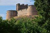 La torre del homenaje del castillo pudo tener tejado