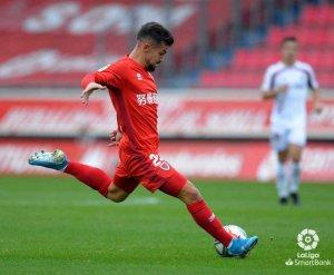 El Numancia jugará contra el Málaga el viernes 29 de noviembre