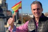 El secretario general de Vox, en Soria