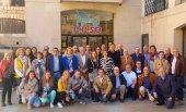 Mitín de la PPSo en El Burgo de Osma