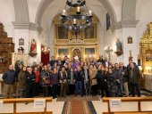 Almarail inaugura su rehabilitada iglesia parroquial