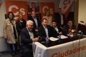 Rodrigo García (Cs): Soria merece más que promesas del viejo bipartidismo