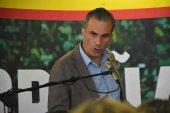 Ortega Smith subraya que instituciones no están a altura de amenazas