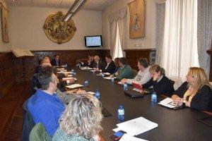 Presentado el proyecto de aeroparque a agentes sociales y económicos