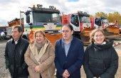 La Junta coordina la campaña de vialidad invernal 2019/2020