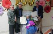 Celebración del Centenario de Isabel Carazo