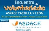 Encuentro de voluntariado de Aspace de Castilla y León