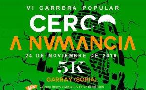 """La carrera popular """"Cerco a Numancia"""" cumple su sexta edición"""