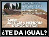 Unidas Podemosreivindica Justicia y Memoria Democrática