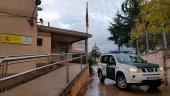 Detenido autor de robo de furgoneta en Medinaceli