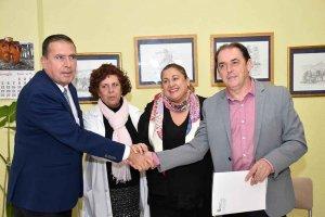 La Diputación colabora en mantenimiento del CEE Santa Isabel