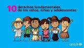 La Diputación Provincial, con los Derechos de la Infancia