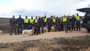Campeonato provincial de caza menor con perro 2019