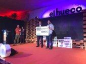 Ganadores del IV concurso de emprendimiento El Hueco Sarter