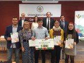 Óscar Torres gana el premio Cátedra CI Caja Rural de Soria