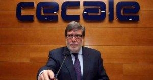 CECALE urge Gobierno estable para afrontar desaceleración
