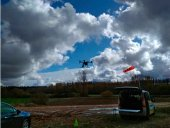 Un dron de la DGT sobrevuela las carreteras sorianas