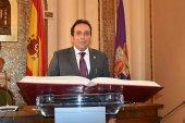 Raúl Lozano, nuevo diputado provincial del PP