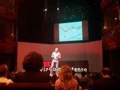 Antonio Chaín participa en prestigiosas charlas Tedx