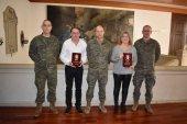 El Ejército agradece cesión de aeródromo para pruebas con drones