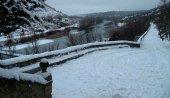 Activada la alerta por nieve en toda la provincia