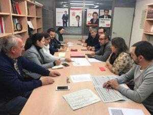"""Luis Rey: """"El preacuerdo con Unidas Podemos en un buen pacto"""""""
