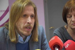 Fernández pide autocrítica a los partidos por presencia de Teruel Existe