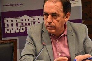 Layonair presenta el aeroparque industrial a Soria ¡Ya! y ASDEN