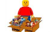 Orgullo Numantino recoge juguetes y alimentos no perecederos