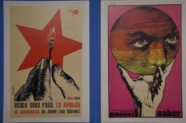 Exposición de Carteles Cubanos de Cine - fotos