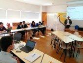Cesefor presenta sus trabajos sobre resina en Lisboa
