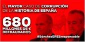 El PP pide a Sánchez la misma ejemplaridad en que basó su moción